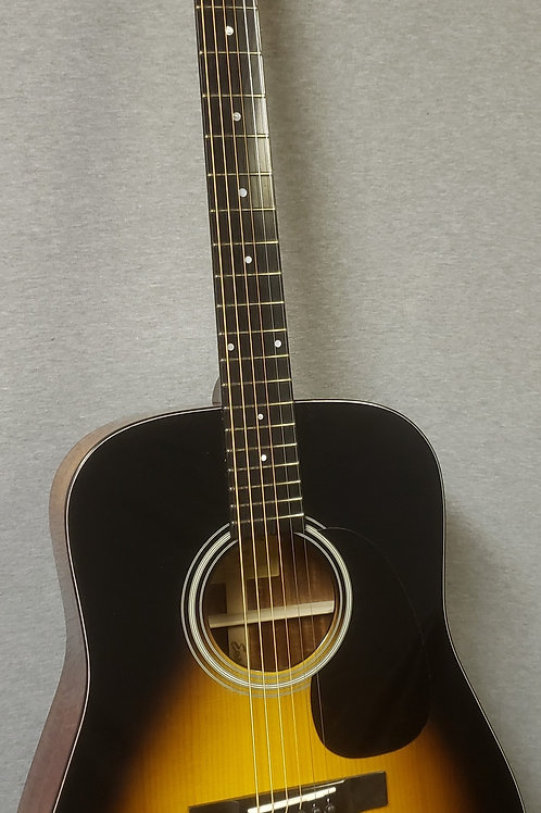 Eastman E10D-SB with Hard Shell Case