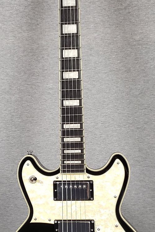 D'Angelico Premier Brighton with Gig Bag