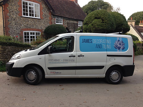 James Painting and Decorating: Painters and Decorators in Eastbourne Polegate Uckfield Seaford Hailsham