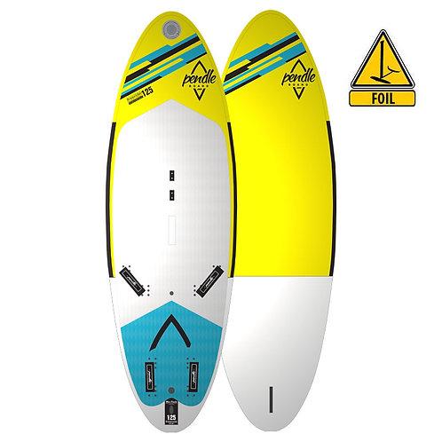 FREERIDE  125 L. Pendleboard Windsurf