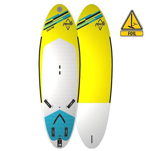 FREERIDE140 L. Pendleboard Windsurf