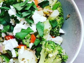 Des légumes !