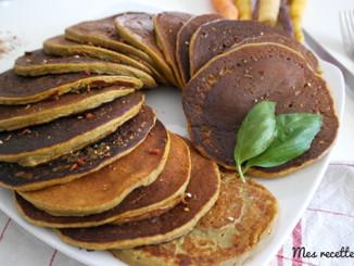 Partage de recette de la semaine : Galette navet-carotte by recettehealthy.com 💻