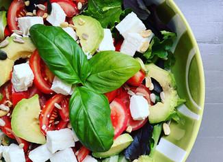 Salade fraicheur : Nouvelle recette 🥗