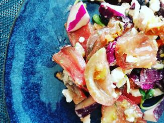 Salade du jour !