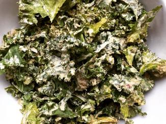 Chips de Kale by au vert avec Lili 🌿
