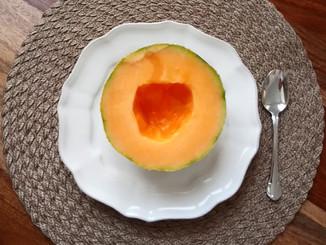 Je prends le melon 😄