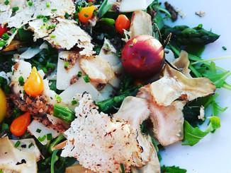 Fresh summer salad 🍃