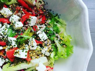 Salade d'été !