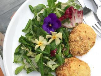 Recette de la semaine : Croquettes de chou-fleur au parmesan🥄