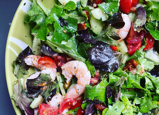 Salade composée - Idée de recette 🥗