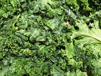 Les bienfaits du choux kale 🍴