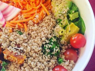 Salade du jour 🍴