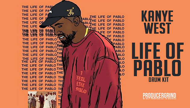 "Kanye West ""The Life Of Pablo"" Drum & Sample Kit (Free Download)"