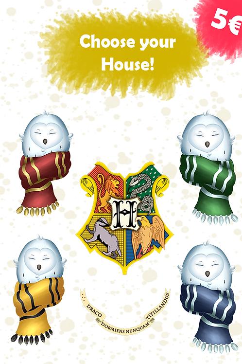 Eulen - Harry Potter