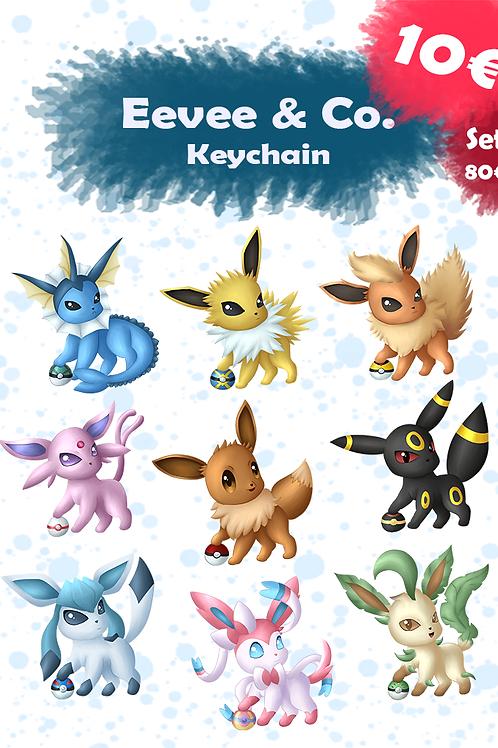 Evoli - Pokemon Anhänger