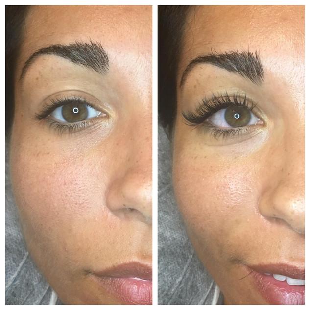 eyelash extensions kingston