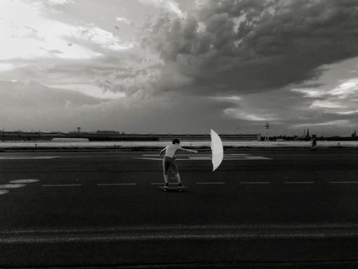 The umbrellas dreamer.jpg
