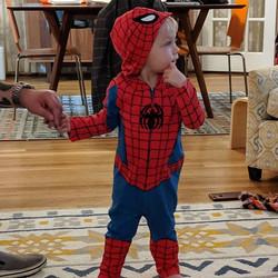 Spiderman!