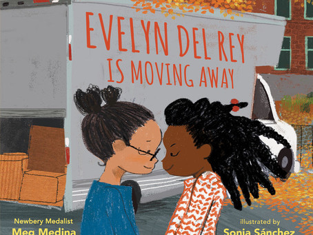 Toddler Takes: Evelyn Del Rey is Moving Away