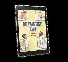 Quarantine Kids as eBook