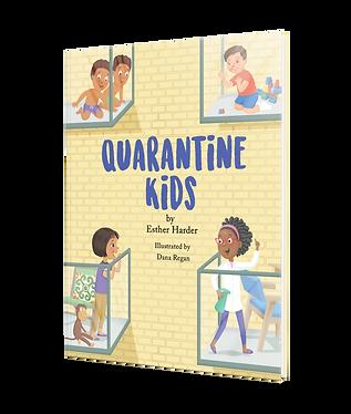 Quarantine Kids book cover