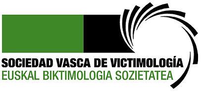 logotipo sociedad vasca victimologia