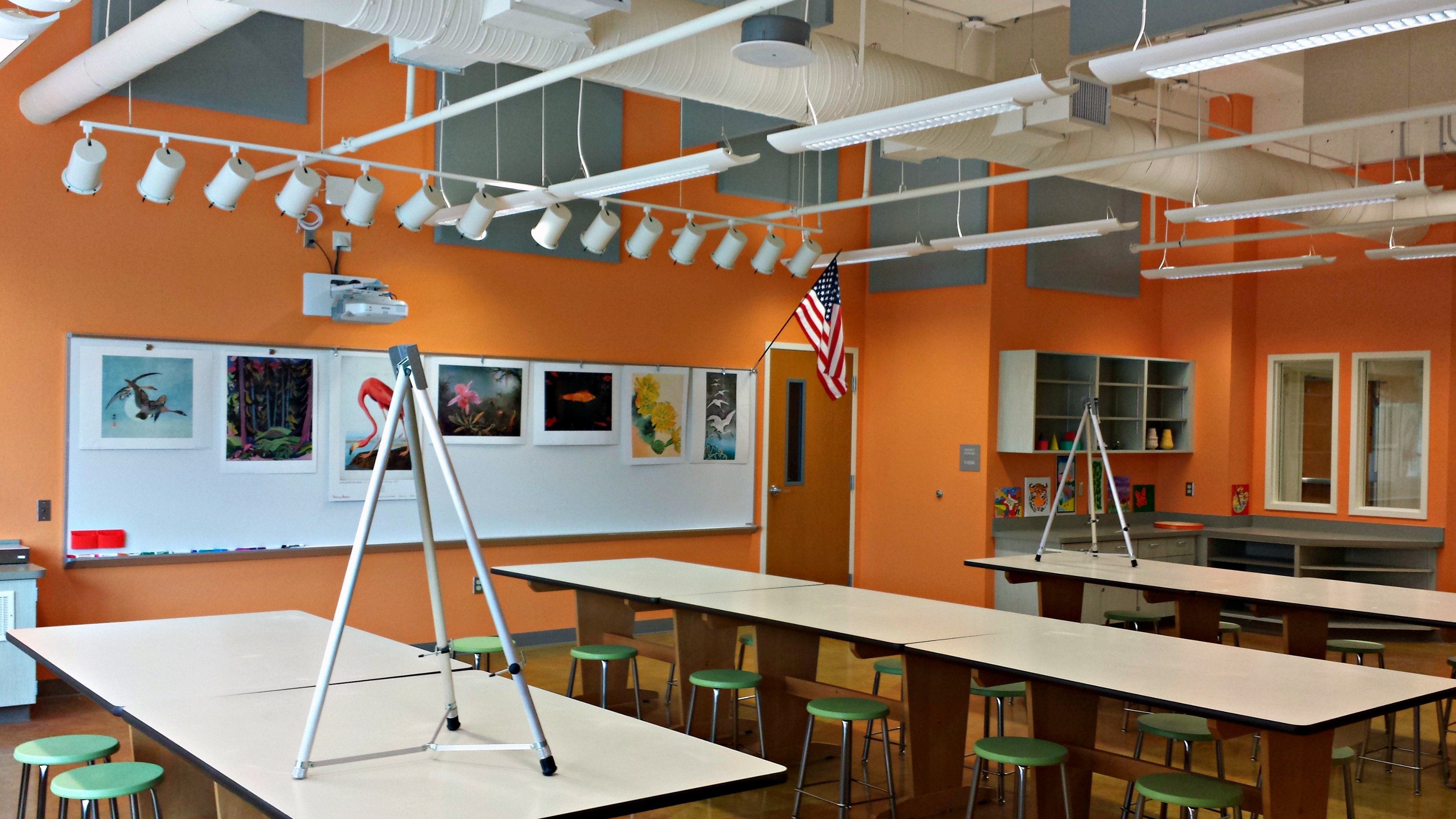 Visual + Communication Arts Studio