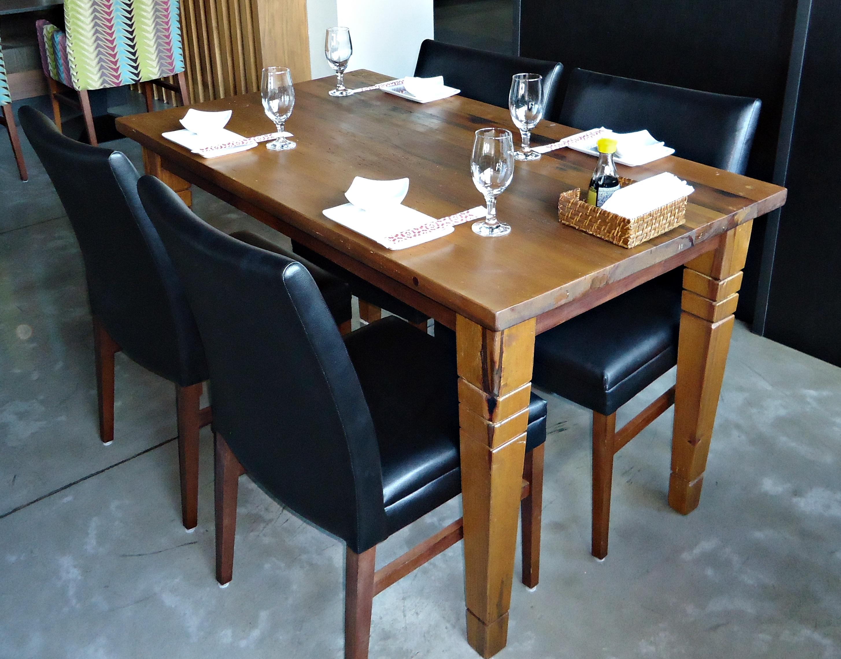 Restaurante Ukyio Cozinha Orinetal