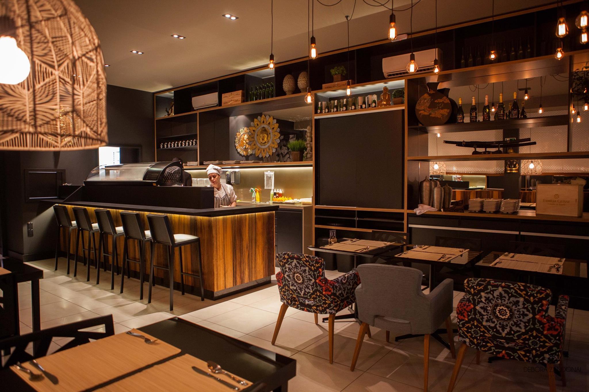 Restaurante Yoko Orinetal Lounge