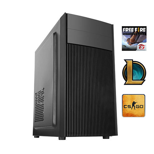 PC Intel Core I3, 8GB, SSD 120GB, AMD Radeon R5 220