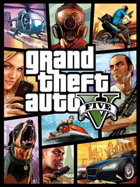 Grand Theft Auto V-285x380