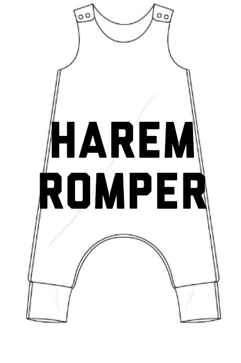 Shortie romper -Preorder