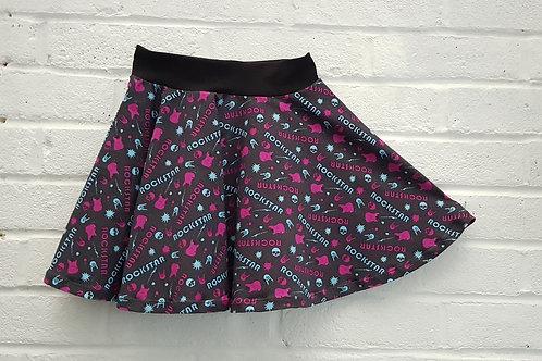 Braced skirt, child