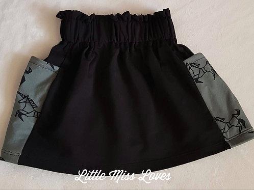 Unicorn Pocket skirt