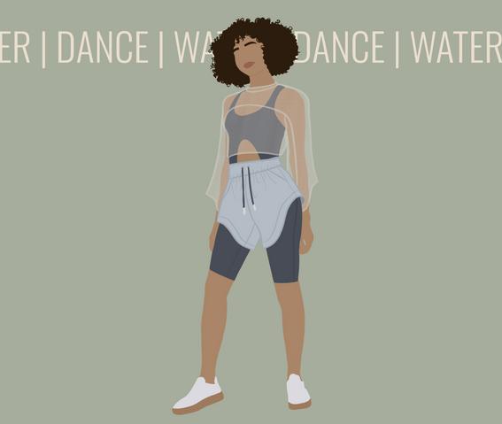 water | dance