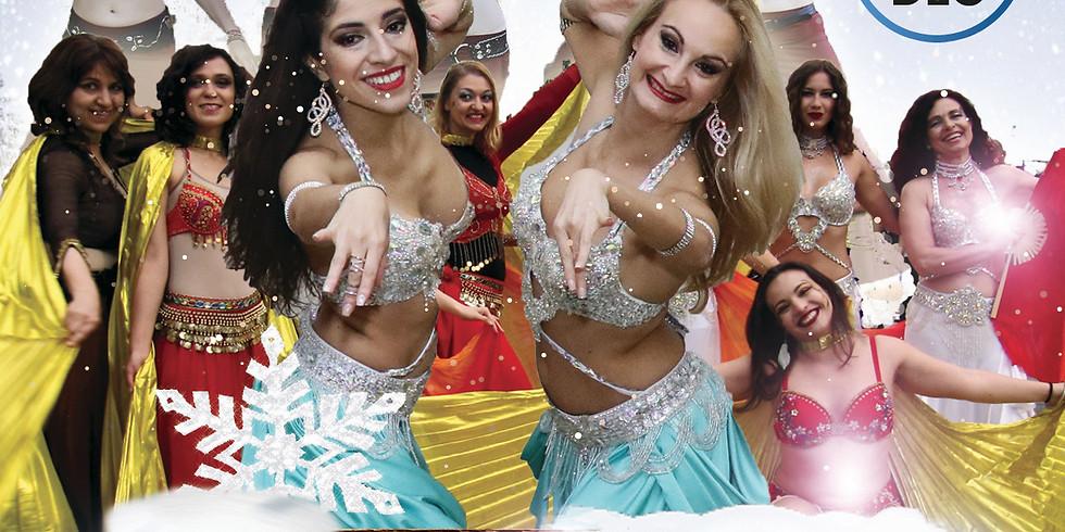 Коледно парти на Shahira и Sighreen