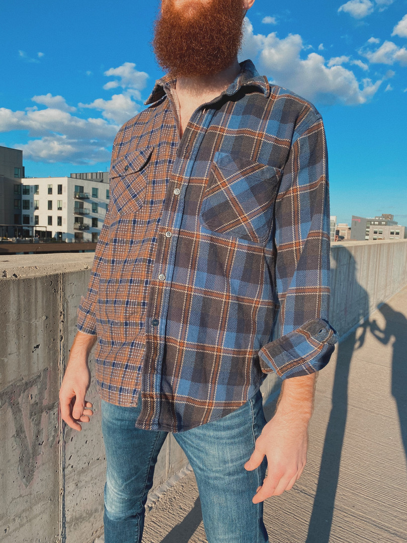 Split Flannel