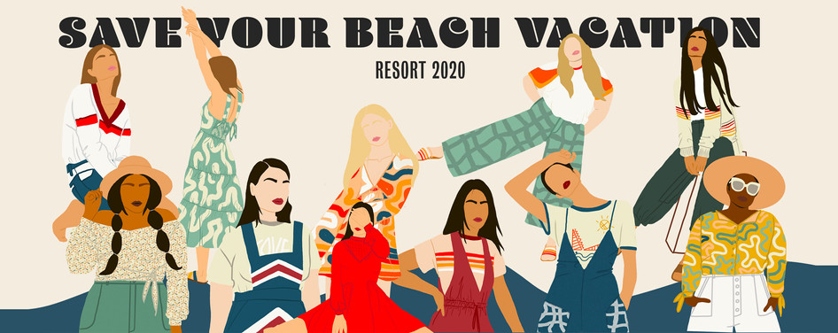 SAVE YOUR BEACH VACATION