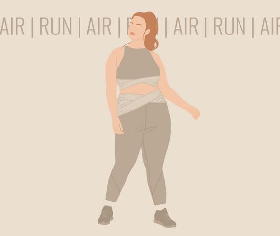 air | run