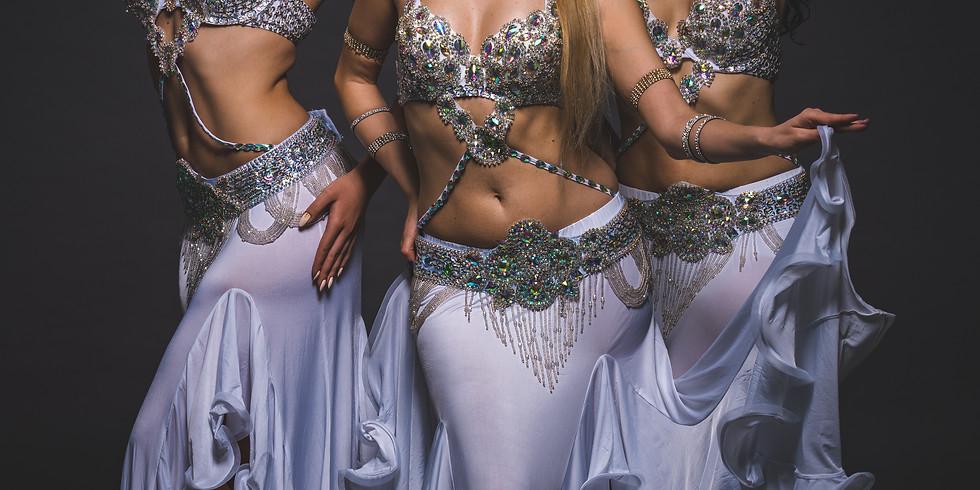 Ориенталски танци с Лина - всеки петък и събота