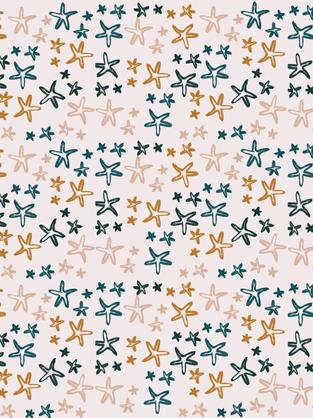 Dobby Star Print