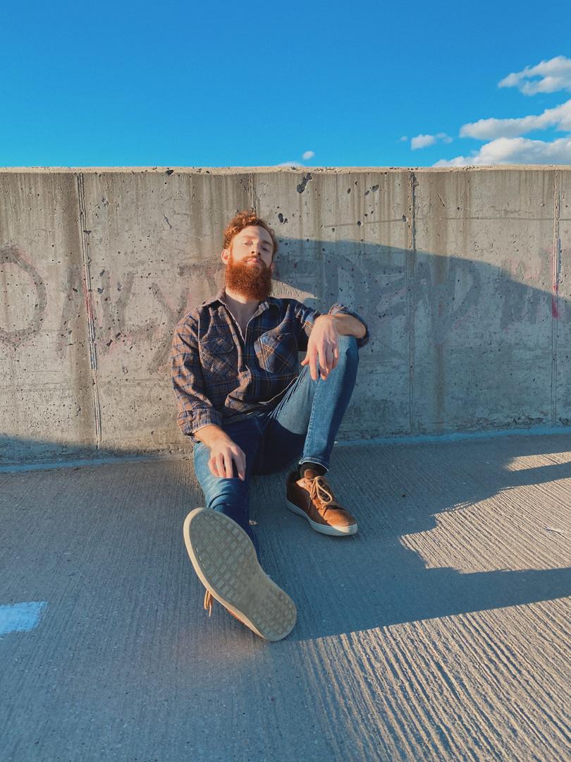 Vintage Flannels Split Shirt