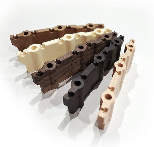 Revolution® Biscuit Bridge Saddle