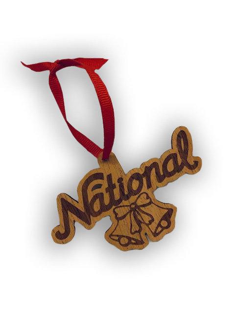 National Christmas Ornament