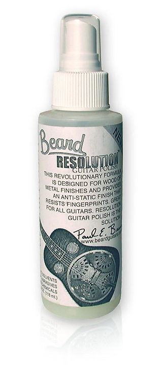 Resolution Guitar Polish