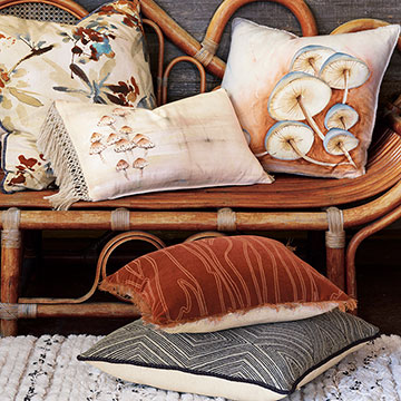 Decorative Pillows by Celerie Kemble