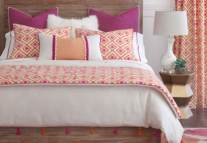 Taylor luxury bedding collection by Eastern Accents