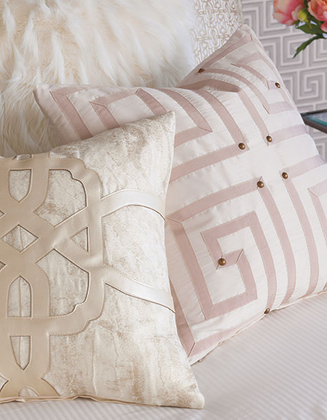 From our Halo bedding collection, by Eastern Accents