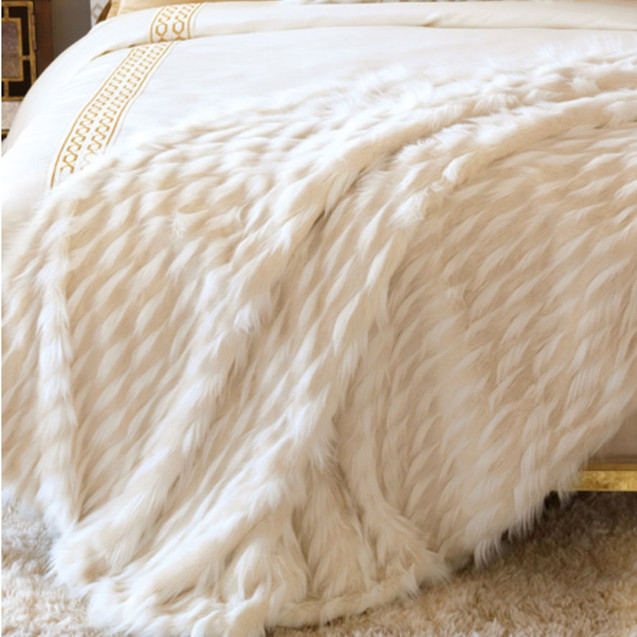 From our Luxe bedding collection, by Barclay Butera